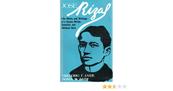 Jose Rizal By Zaide Ebook