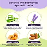 Dabur Baby Lotion: For Baby's Sensitive Skin with No Harmful Chemicals |Contains Aloe Vera , Licorice & Almonds |pH…