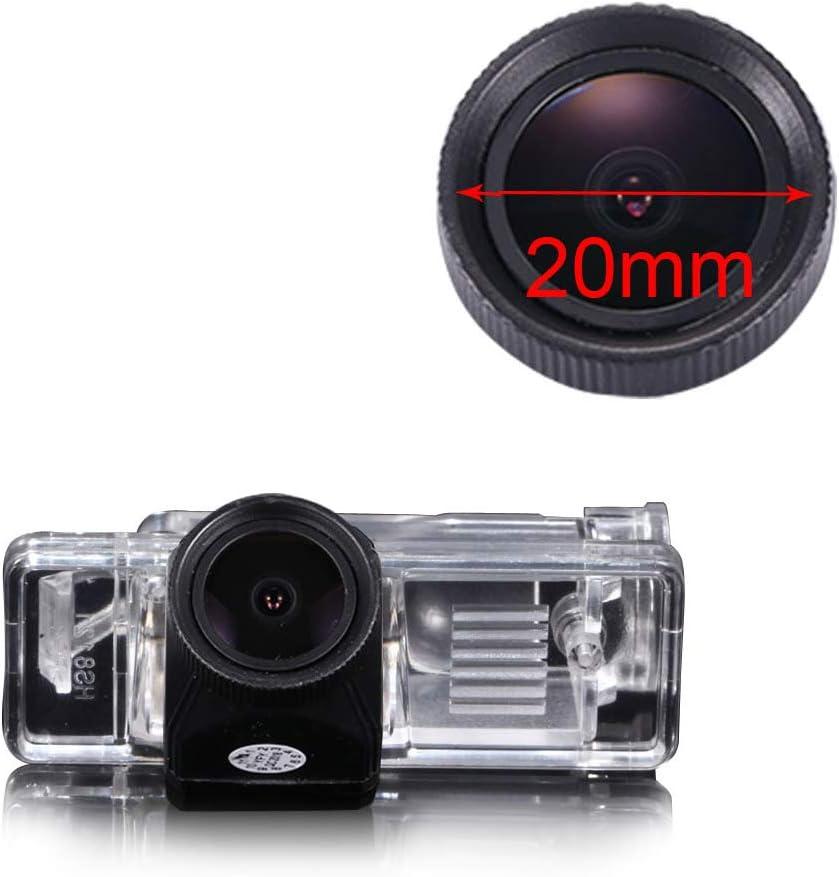 Super HD CCD Sensor IP68 20mm 170 Gran Angular Visi/ón Nocturna Vista Posterior C/ámara de Marcha atr/ás para Mercedes Benz Vito//Viano//Sprinter RV-MV//Van