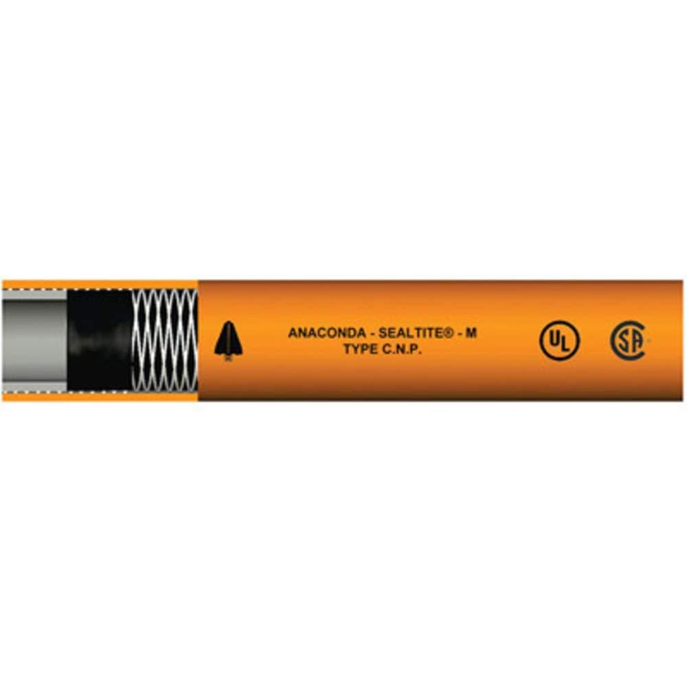 Anaconda Sealtite 1/2'' CNP Orange; 100' carton