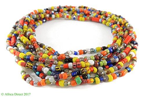 Love Beads Hippie (3 Strands Christmas Trade Beads