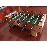 27 Tabletop Soccer Foosball Table Game w/ Legs by STS