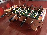 27' Tabletop Soccer Foosball Table Game w/ Legs
