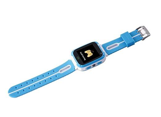 hangang GPS Tracker Smart Watch para niños, Smartwatch para Chicas ...