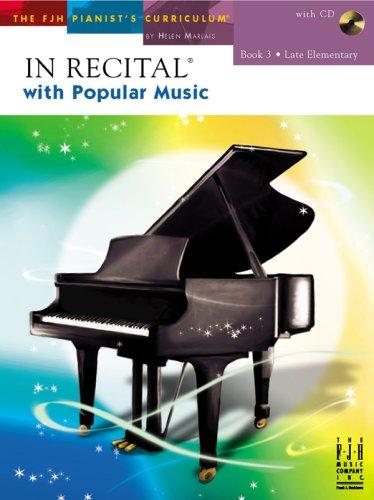 Download In Recital with Popular Music, Book 3 ebook