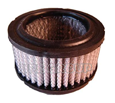 New Filter Replacement rewashable Polyester element for air compressor REPLACES CAMPBELL HAUSFELD STO739-03AU STO739-03 CAHMPION P5050A GARDNER DENVER 2109994 QUINCY 110377E075 SAYLOR BEALL 6106 SULLAIR 243196