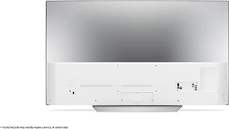 LG OLED55C7V - TV OLED UHD de 55 pulgadas (Active HDR con Dolby ...