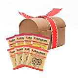 Kakookies Energy Cookies – Limited Edition Chocolate Lovers Holiday Gift Box (Assortment of 8 Cookies) – Vegan, Gluten-Free, Soft-Baked Delicious Superfood Oatmeal Snack Cookies Review