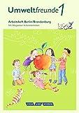 Umweltfreunde - Berlin/Brandenburg - Ausgabe 2016: 1. Schuljahr - Arbeitsheft: Mit Wegweiser Arbeitstechniken