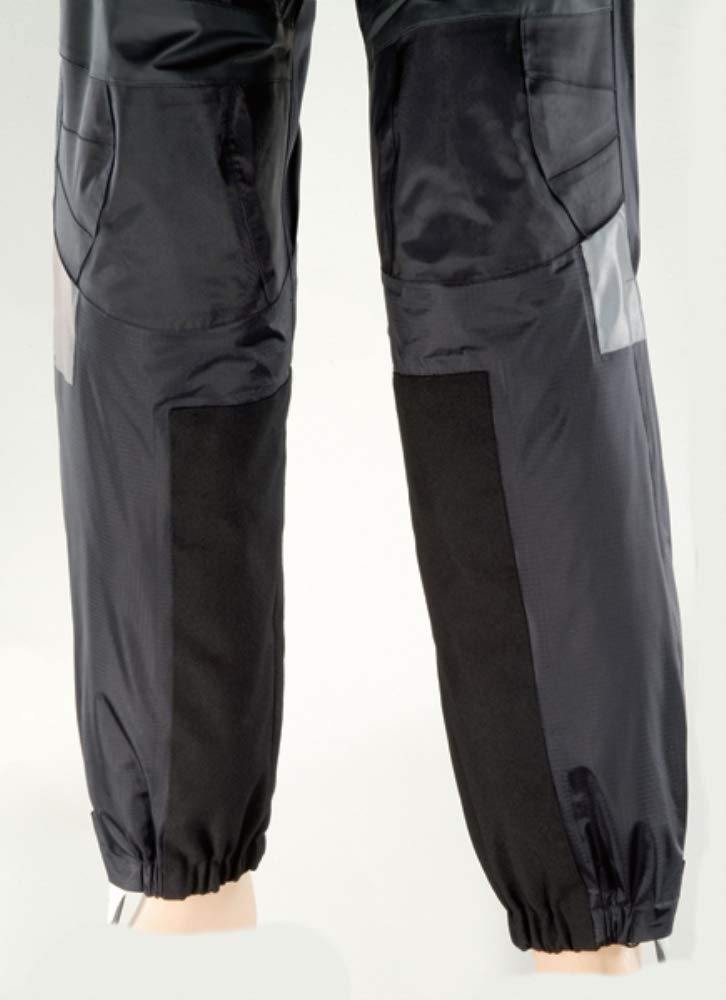 Tourmaster Women's Sentinel 2.0 Rain Pants (SMALL) (BLACK/NOMEX)