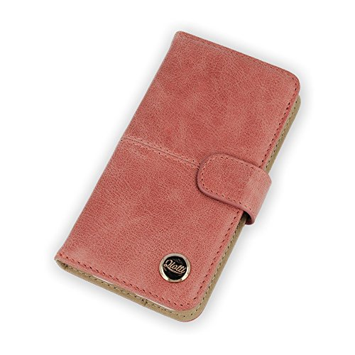Qiotti Q.Book Smart Magic Fine 4.7 Folio Rosa - Fundas para teléfonos móviles (Folio, Apple, iPhone 6, 11,9 cm (4.7), Rosa)