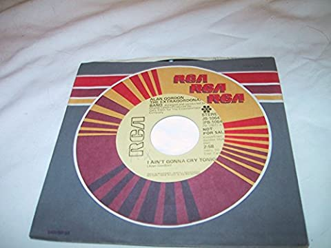 I Ain't Gonna Cry Tonight + Beatles [7-inch 45rpm record] (Beatles 45rpm)