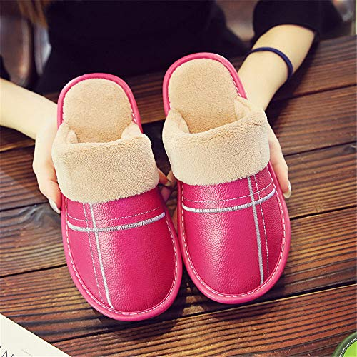 Cotton Slip nbsp;house Warm Shoes amp; Indoor Outdoor Slippers onwinter And Wall Night Women Pink Men Shoes Comfortable xqwWUT