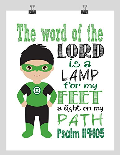 Bible Verse Light To My Path