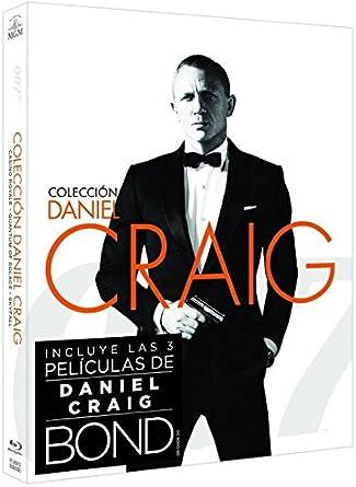 Pack Daniel Craig Blu-Ray [Blu-ray]: Amazon.es: Daniel Craig ...