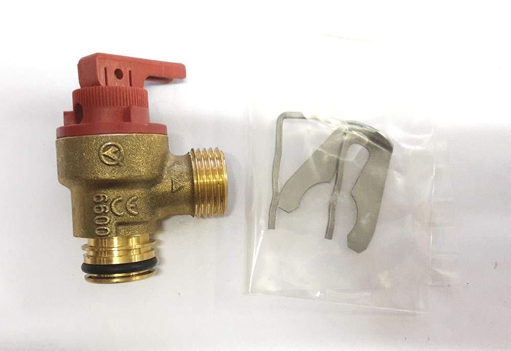 Glowworm 0020014173 Pressure relief valve, flexicom, gw