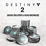 Destiny 2: Destiny 2 - 3000 (+500 BONUS) Destiny 2 Silver - PS4 [Digital Code]