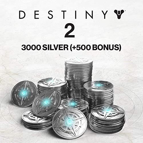 (Destiny 2: Destiny 2 - 3000 (+500 BONUS) Destiny 2 Silver - PS4 [Digital Code])