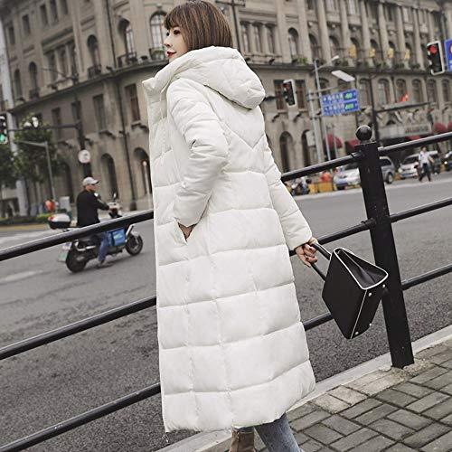 Lungo Zipper Autunno Plus Size Capispalla Donna Imbottito L In Cappotto Giacca Addensare Warm Fxchen Invernale Cotone Slim x8wq01pnzS