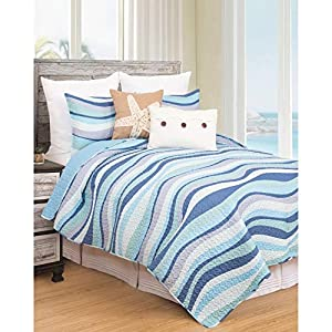 51YO5myhIZL._SS300_ Coastal Bedding Sets & Beach Bedding Sets