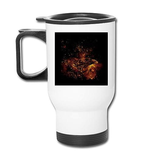 Firefly Srenity Fireflying Embers - Taza de café (acero ...