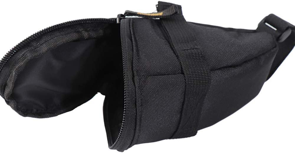 Estel Bike Saddle Bag Portable Cycling Seat Pouch Bicycle Tail Bags Rear Cycling Equipment Ranger Cycling Adventure Pack