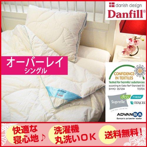 ダンフィル「Danfill」 エンジェルブルー オーバーレイ(シングル) B009GD3MRU