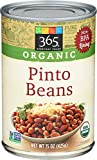365 Everyday Value, Organic Pinto Beans, 15 Ounce