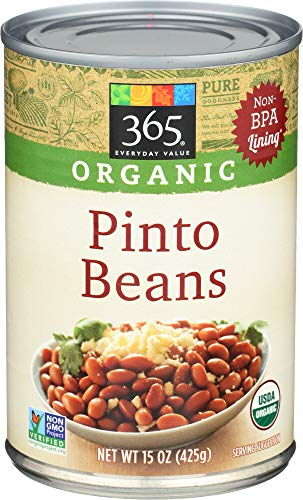 365 Everyday Value, Organic Pinto Beans, 15 ()