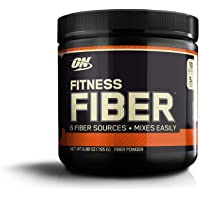 Optimum Nutrition Fitness Fiber, Unflavored, 6.87oz Tub