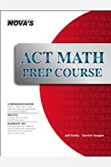 ACT Math Prep Course Kindle Edition