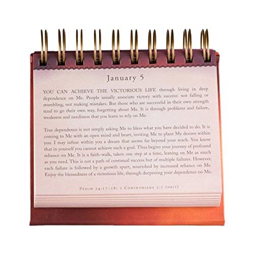 Flip Calendar - Jesus Calling by Sarah Young