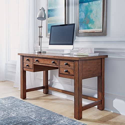 Reviewed: Home Styles Tahoe Aged Maple Executive Writing Desk