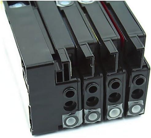 Bosumon Compatible para HP 711 XL HP711 Cartuchos de tinta Gran ...