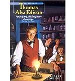 img - for The Story of Thomas Alva Edison (Landmark Books (Hardcover)) (Hardback) - Common book / textbook / text book