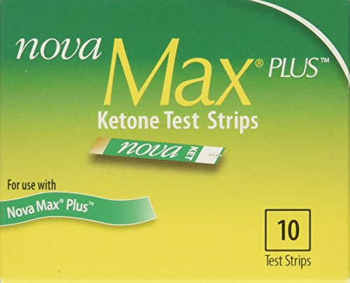 KETONE STRIP NOVA MAX PLUS - 10EA