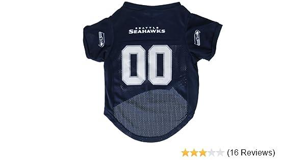 Pet Seahawks Nfl Seattle Jersey