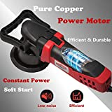 "Dobetter Car Buffer Polisher, 6"" Dual Action"