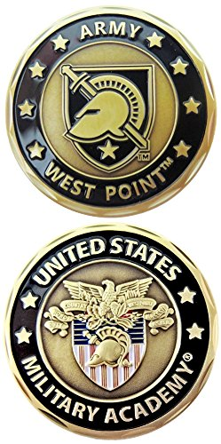 U.S. Army West Point Challenge Coin