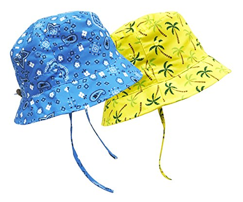 47a53fccab5 N Ice Caps Kids and Baby SPF 50+ UV Protection Breathable Sun Hat -