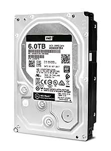 """WD Black 6TB Performance Hard Drive - 7200 RPM, SATA 6 Gb/s, 256 MB Cache, 3.5"""" - WD6003FZBX"""