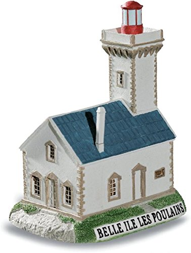Réplique Phare Belle île Les Poulains - Morbihan