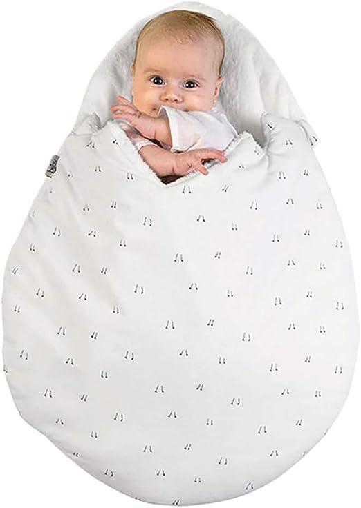 Angel Saco de Dormir para bebé Huevo Cocoon Saco de Dormir recién ...