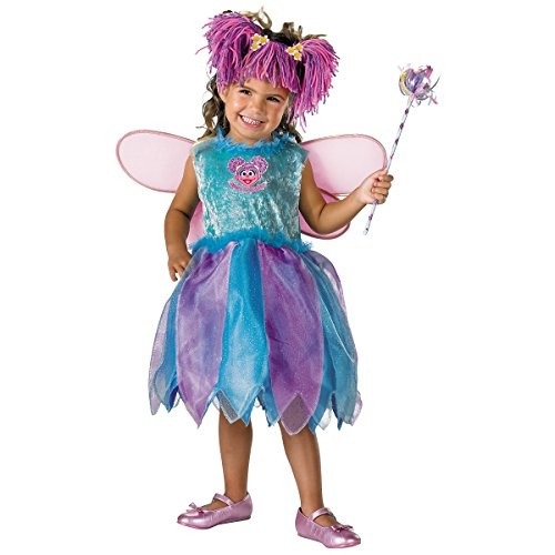 Deluxe Abby Cadabby Toddler Costume - Baby (Deluxe Abby Cadabby Girls Costumes)