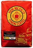#10: New Mexico Piñon Coffee Naturally Flavored Coffee (Traditional Piñon Ground, 2 pound)