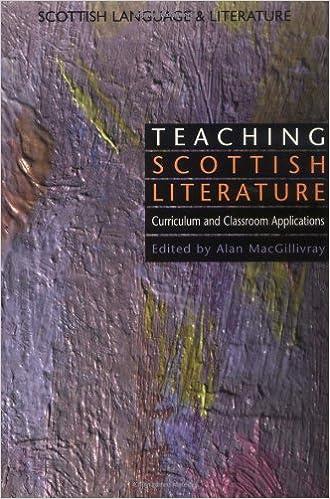 Epublibre Descargar Libros Gratis Teaching Scottish Literature: Curriculum And Classroom Applications PDF Online