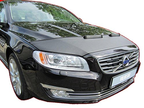 HOOD BRA Front End Nose Mask for Volvo S80 since 2006 Bonnet Bra STONEGUARD PROTECTOR TUNING