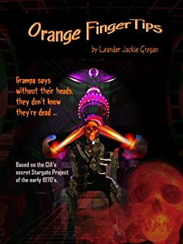 Orange FingerTips by [Grogan, Leander Jackie]