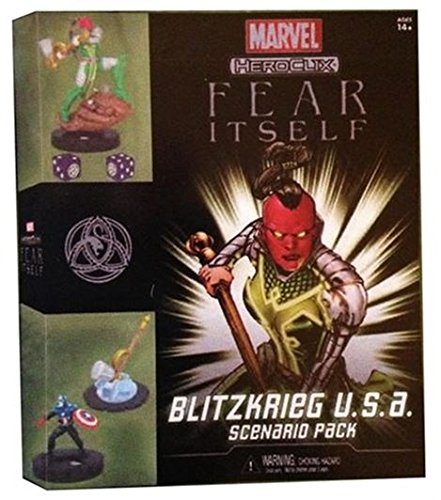 Marvel HeroClix: Fear Itself: Blitzkrieg U.S.A.