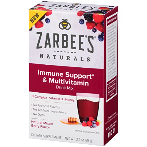 Zarbees Naturals Support Multivitamin B Complex